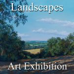 Post Image - Ince (1) Img #2  225 - LANDSCAPES ART EX Toward Bourton on the Water