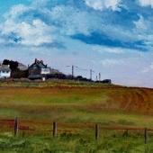 Ince Murray 2015  Brook Coastguard Cottages