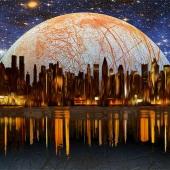 """CityScapes – February 2019 – 1st Place – Matthew Jackson – ""Skyline"""