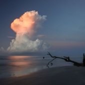 """SeaScapes"" – June 2020 – Ronald Santini - ""Morning Reflections"""