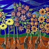 Majewski - Bot 1st Place - 3D Art - Majewski (1) Img #1  Garden - Botanical Series