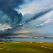 Burgan Roman - 2013  Storm Over Waterville