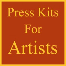 PRESS KITS FOR ARTISTS