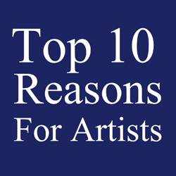 THE TOP 10 REASONS ARTISTS FAIL AT SOCIAL MEDIA
