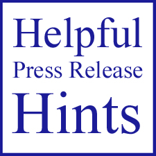 Helpful Hints When Writing an Art Press Release post image