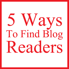 5 WAYS FOR AN ARTIST TO ATTRACT READERS TO AN ART BLOG