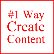 Content is #1 Way to Drive Traffic to Your Art Site