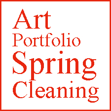 Art Portfolios – Is It Time for a Spring Cleaning? post image