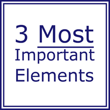 3 Most Important Elements of an Artist's Website