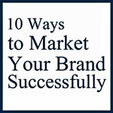 10 WAYS ARTISTS CAN MARKET THEIR BRAND SUCCESSFULLY