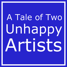 A Tale of 2 Artists, or