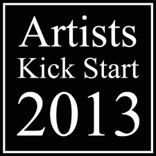 5 Things an Artist Should Do to Kick Start 2013