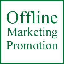 OFFLINE ART MARKETING & ART PROMOTION