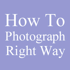 How to Photograph Your Art the Right Way