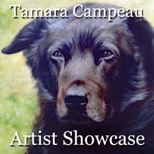 Tamara Campeau - Artist Showcase Feature