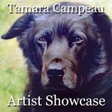 Tamara Campeau - Artist Showcase Feature
