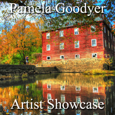 Pamela Goodyer - Artist Showcase