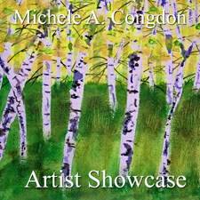 Michele A. Congdon - Artist Showcase Feature
