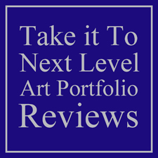 Artists Can Take it to the Next Level with Art Portfolio Reviews