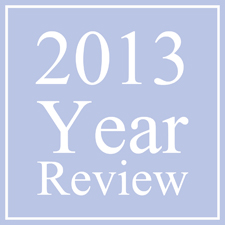 YEAR IN REVIEW - 2013