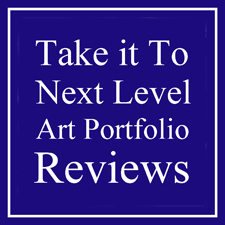 Take Your Art Career to the Next Level With an Art Portfolio Review