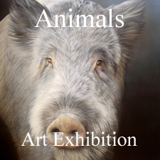 """Animals"" Art Exhibition – August 2012"