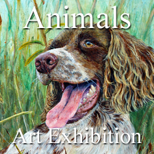 Animals 2014 Online Art Exhibition