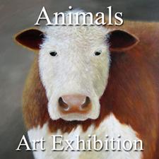 ANIMALS 2011 ONLINE ART EXHIBITION