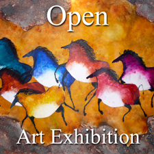 """Open"" Art Exhibition - October 2012"