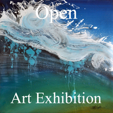 """Open"" Online Art Exhibition - November 2013"