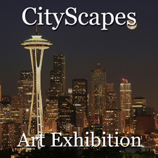 Cityscapes 2015 Online Art Exhibition - Post Image