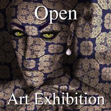 Open 2014 Online Art Exhibition