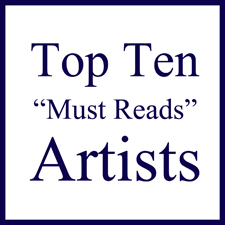 "Top Ten ""Must-Reads"" for New and Emerging Artists"