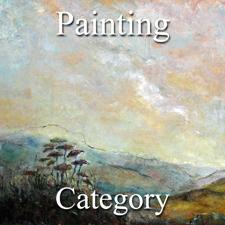 PAINT - CAT 225 - Morning-Light - LightSpaceTime-Art-Gallery