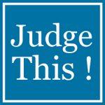 Post Image - 225 - JUDGE THIS #2 - BLUE - WHITE