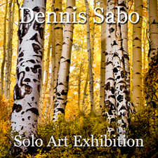Dennis Sabo - Solo Art Exhibition Feature
