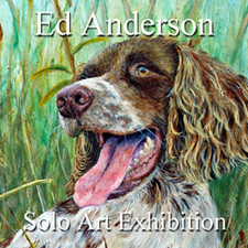 Ed Anderson – Solo Art Exhibition post image