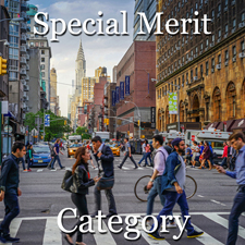 CityScapes Art Exhibition – Special Merit Category post image