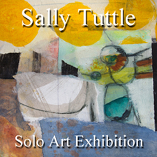 Sally Tuttle – Solo Art Exhibition Feature