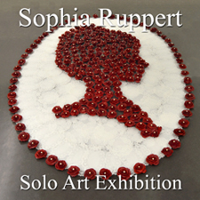 Sophia Ruppert – Solo Art Exhibition post image