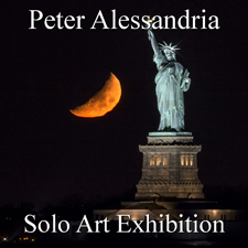 Peter Alessandria - Solo Exhibition
