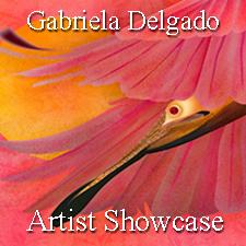 Gabriela Delgado - Artist Showcase
