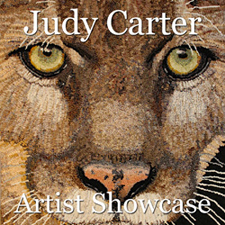 Judy Carter - The Artist Showcase Feature