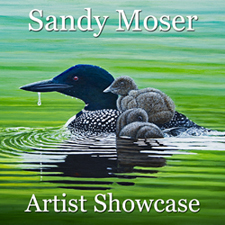 Sandy Moser – Artist Showcase post image