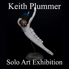 Keith Plummer - Solo Art Exhibition