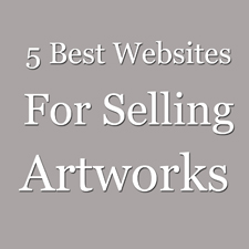 The 5 Best Websites for Selling Your Artwork