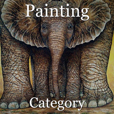 Animals Art Exhibition – Painting Category post image