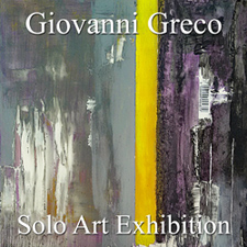 Giovanni Greco – Solo Art Exhibition post image