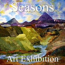 """Seasons"" Art Exhibition – July 2017 post image"