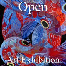 """Open"" Art Exhibition – YouTube Video post image"